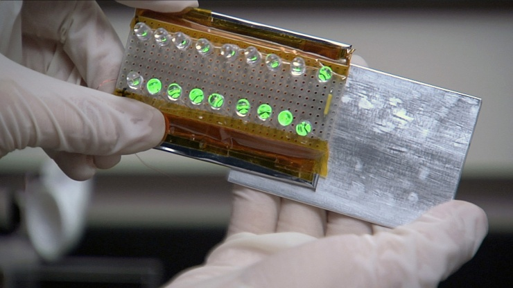 Capturing Wasted Electricity With Triboelectric Generators