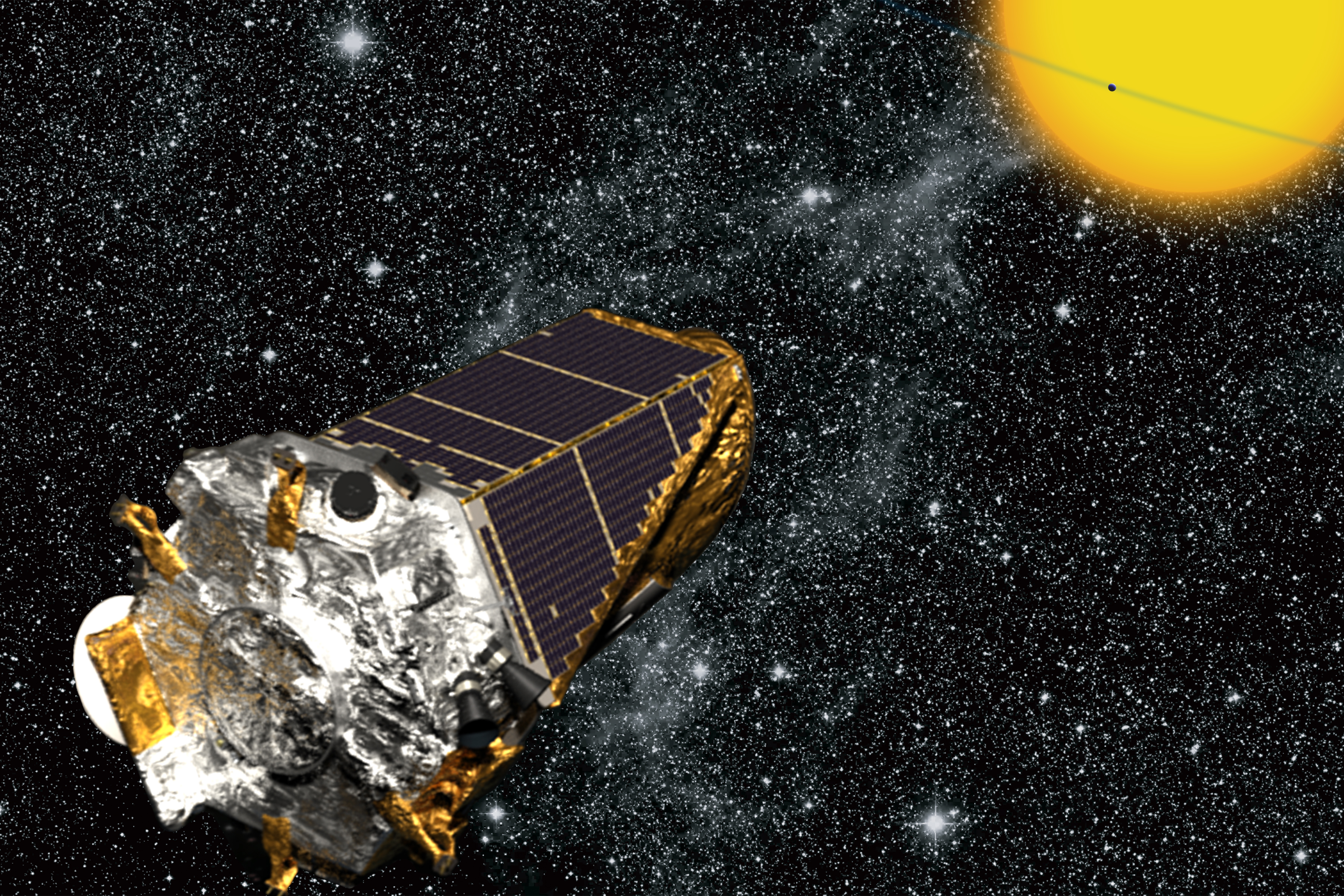 Tiny exoplanet smaller than Mercury: Smallest planet yet ...