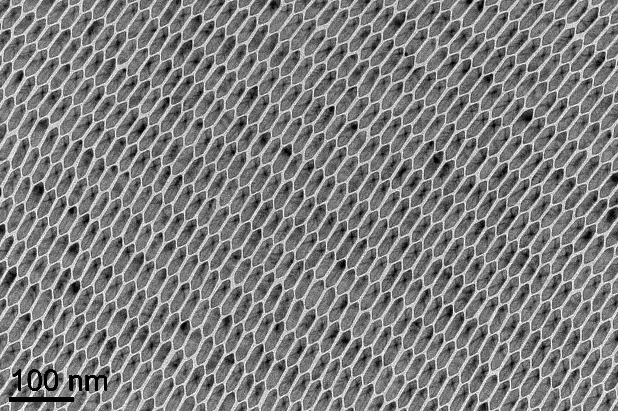 Nano Breakthrough Solving The Case Of The Herringbone Crystal