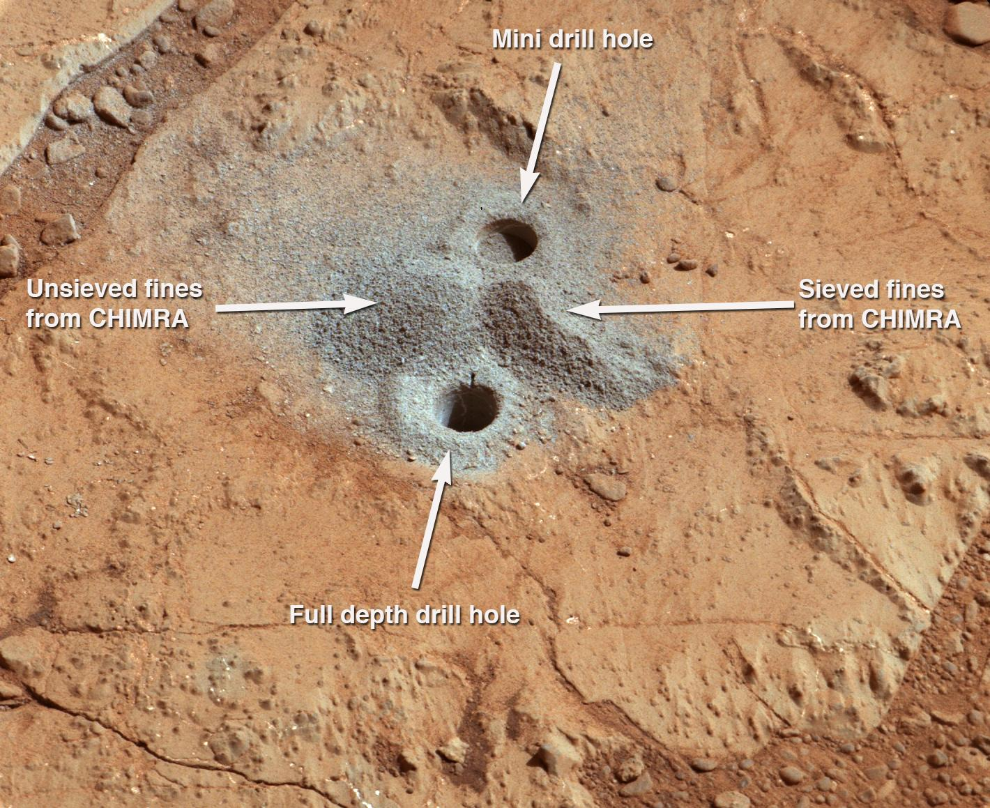 nasa finds tablets on mars - photo #18