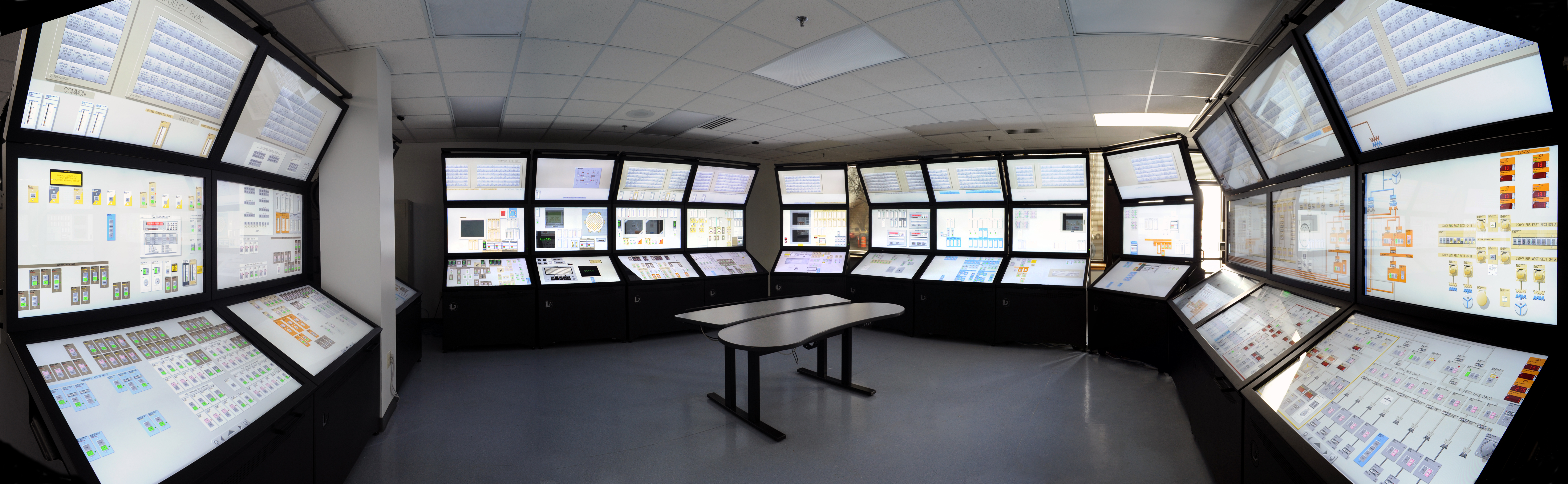 Virtual Control Room Helps Nuclear Operators Industry