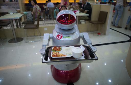 robo cook android restaurant boots up in china. Black Bedroom Furniture Sets. Home Design Ideas