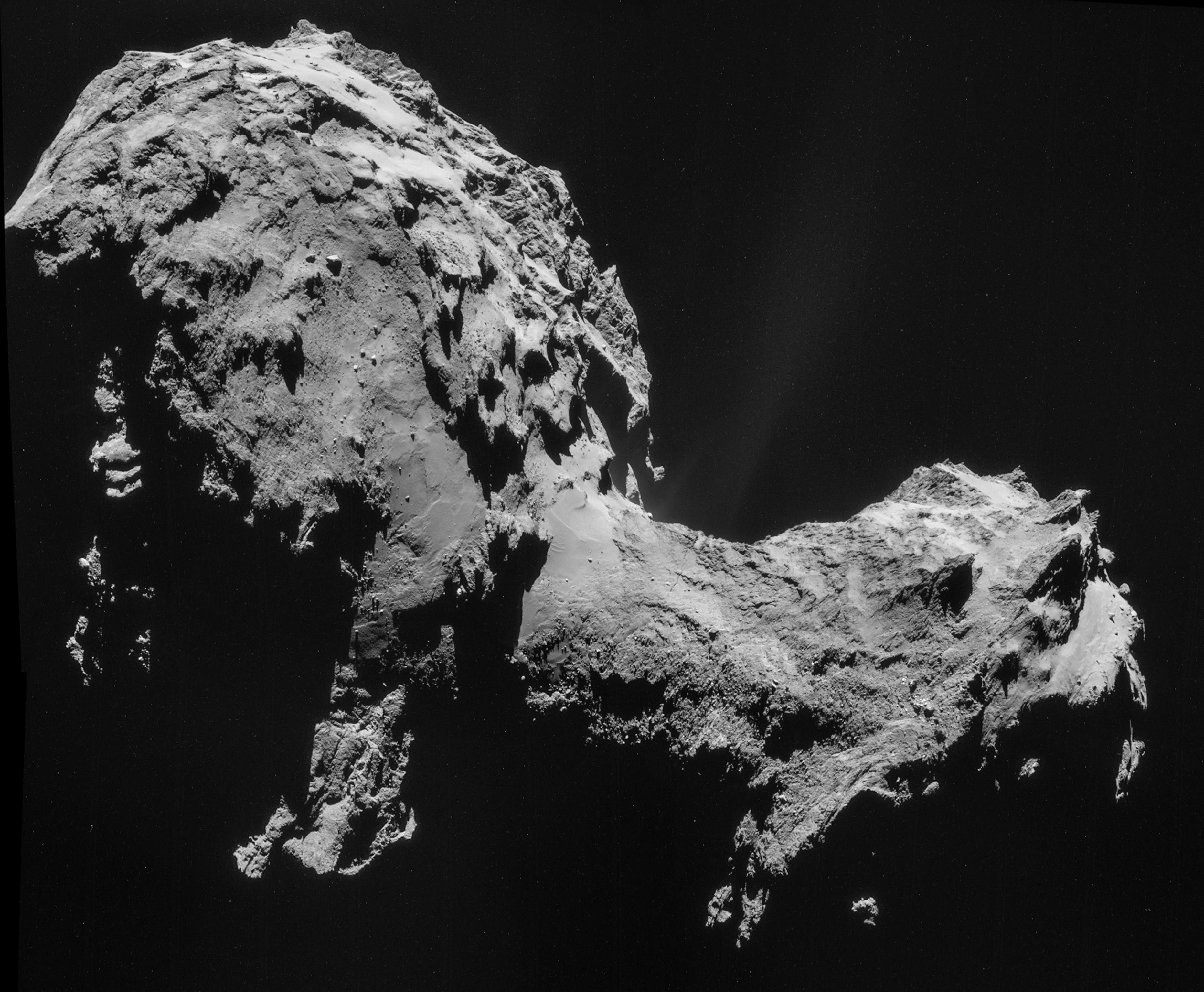 Before the historic comet landing, Philae faces many dangers