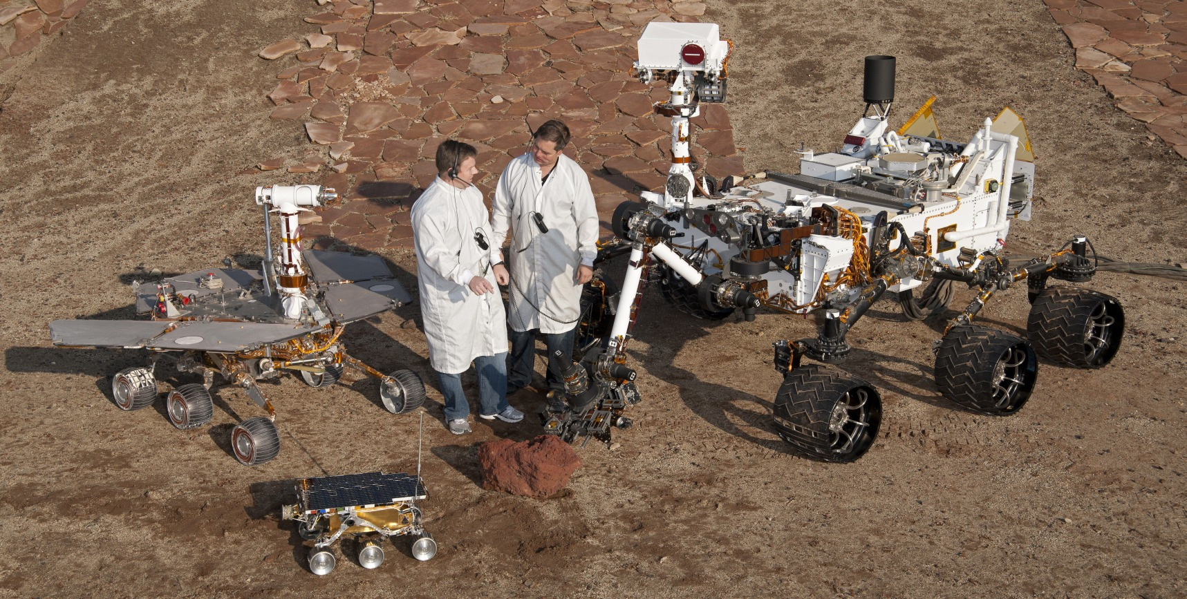 what was the design for the mars rover - photo #13