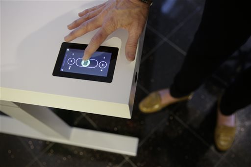 Gadget Watch The Desk That Tells You To Stand Up
