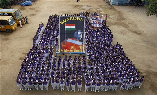 indian mars mission update - photo #29