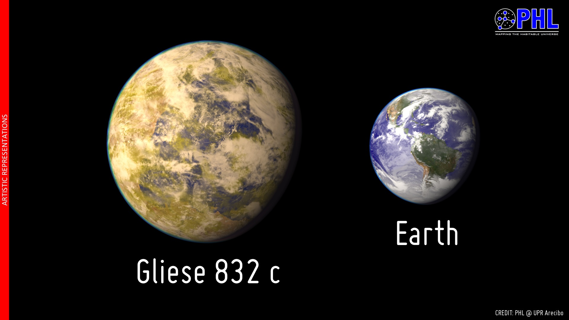 gliese 581d compared to earth - photo #9