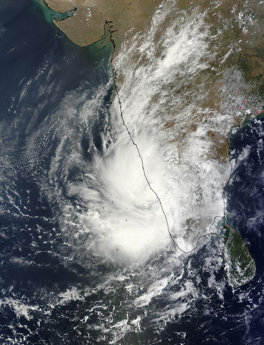 nasa visible satellite - photo #40