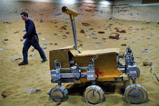 mars rover 2018 live - photo #30