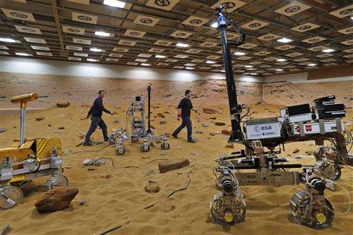 mars rover 2018 live - photo #31