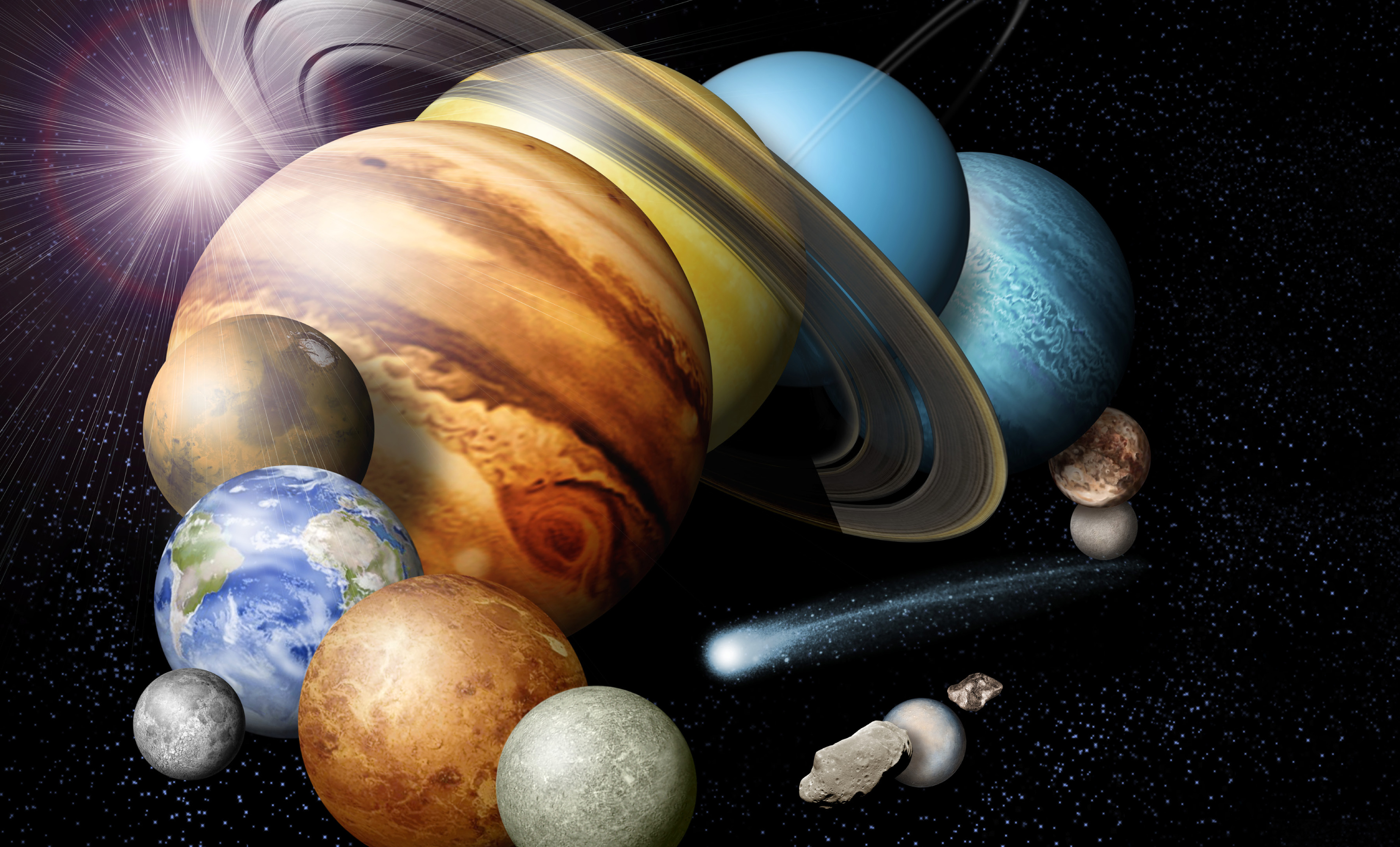 the solar system The solar system launch into a fun scientific exploration of the planets and other objects of our solar system with our solar system theme pack.