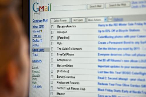 how to look at archived gmail