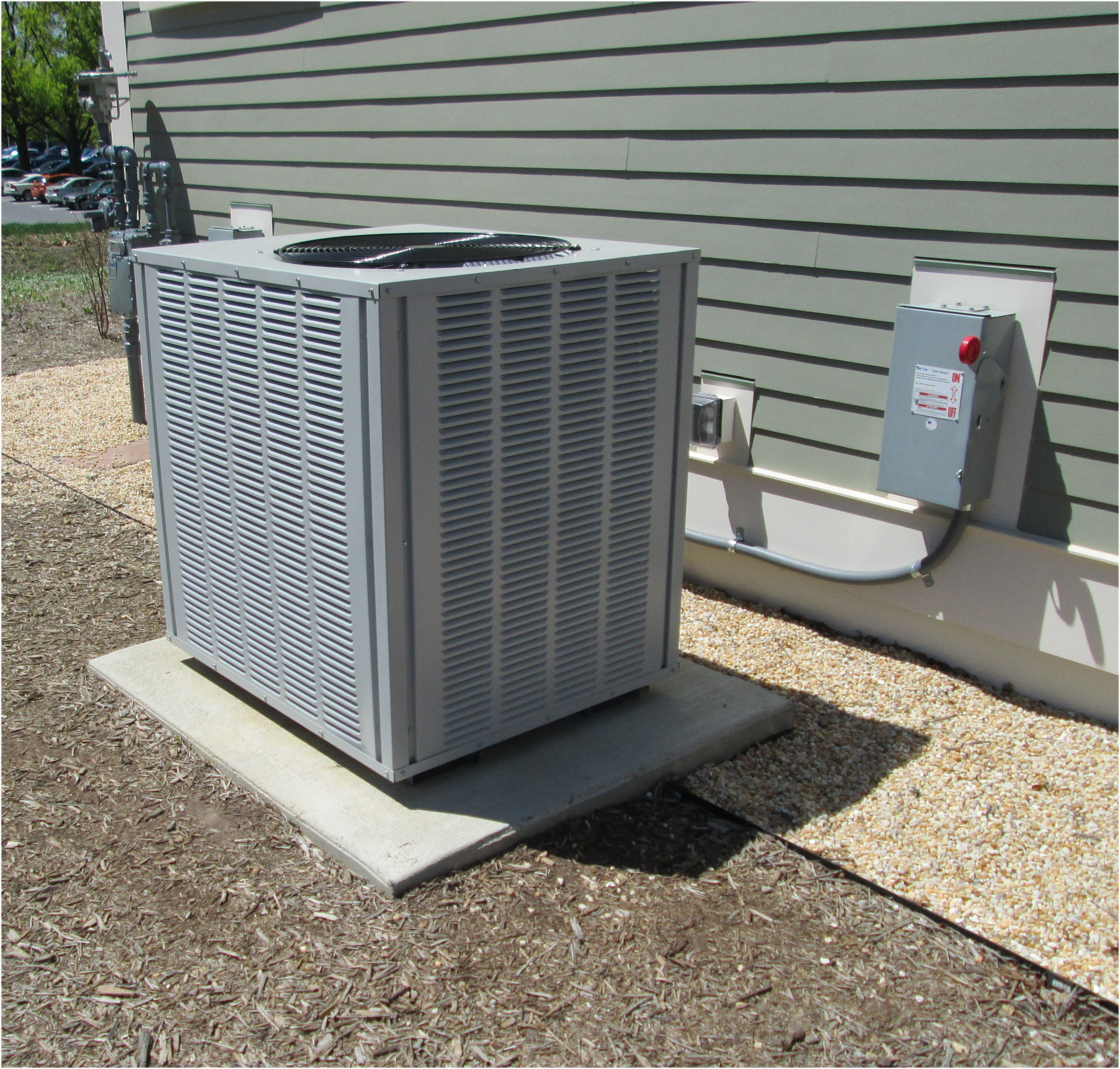 Without proper installation air conditioning and heating equipment  #837048