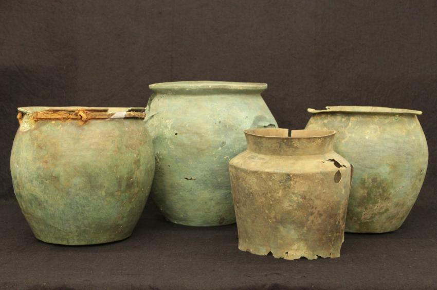 Excavation Of Ancient Well Yields Insight Into Etruscan