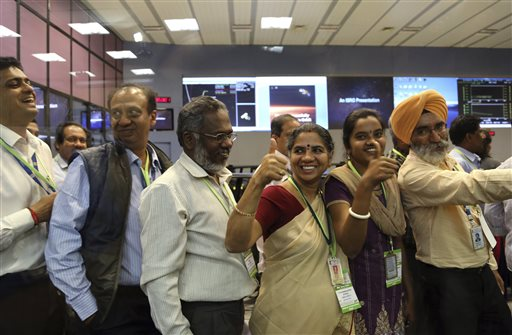 indian mars mission update - photo #35