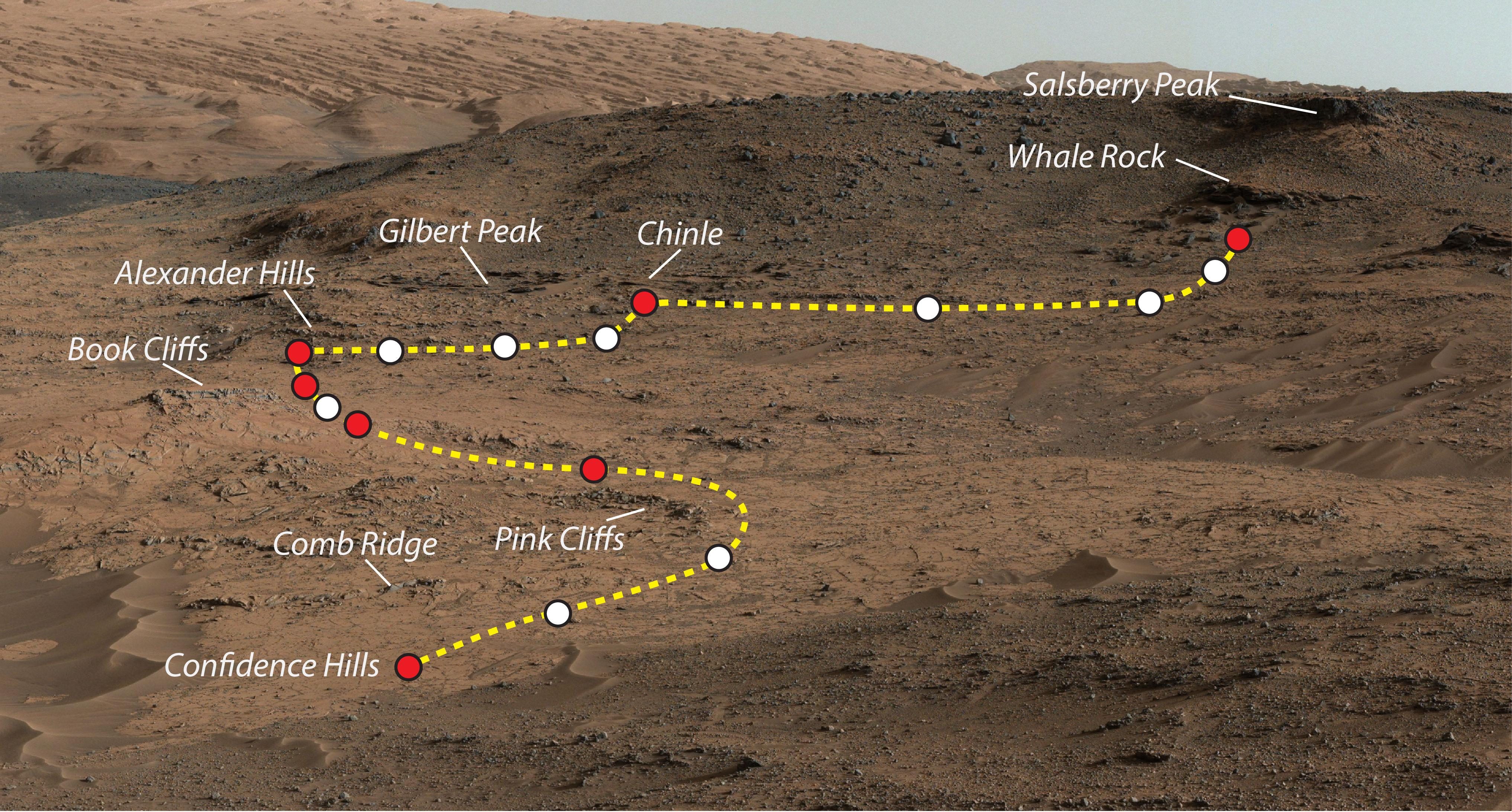 mars rover findings - photo #15