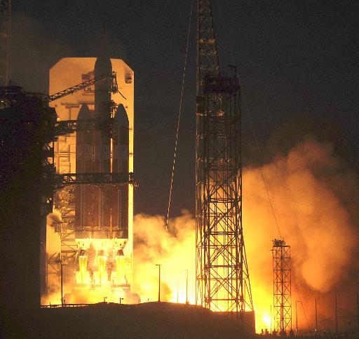 nasa orion rocket before lift off - photo #24