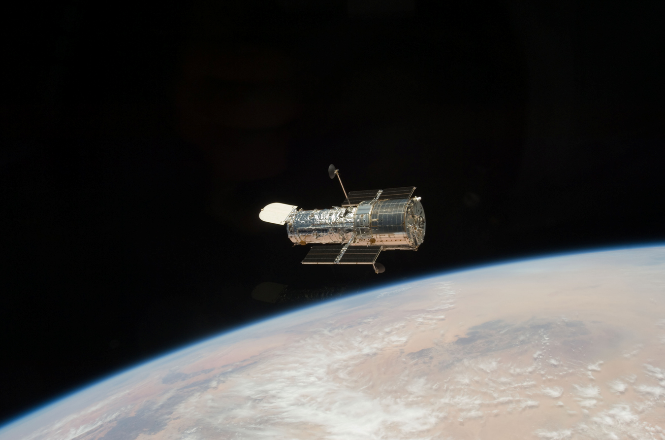 A look at the numbers as Hubble Space Telescope enters its ...
