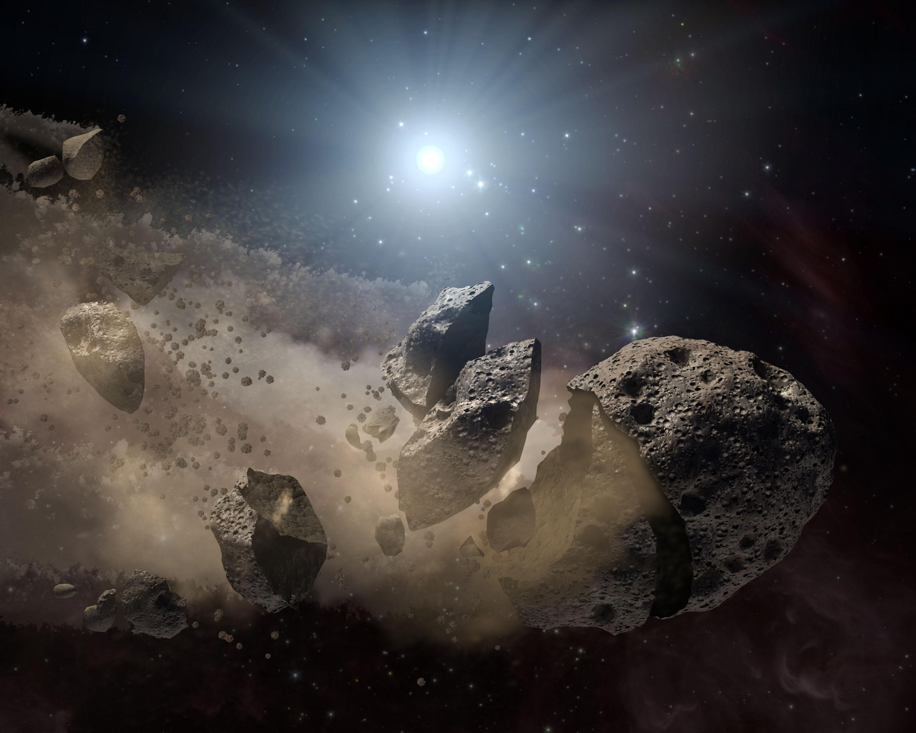 Luxembourg takes first steps to 'asteroid mining' law