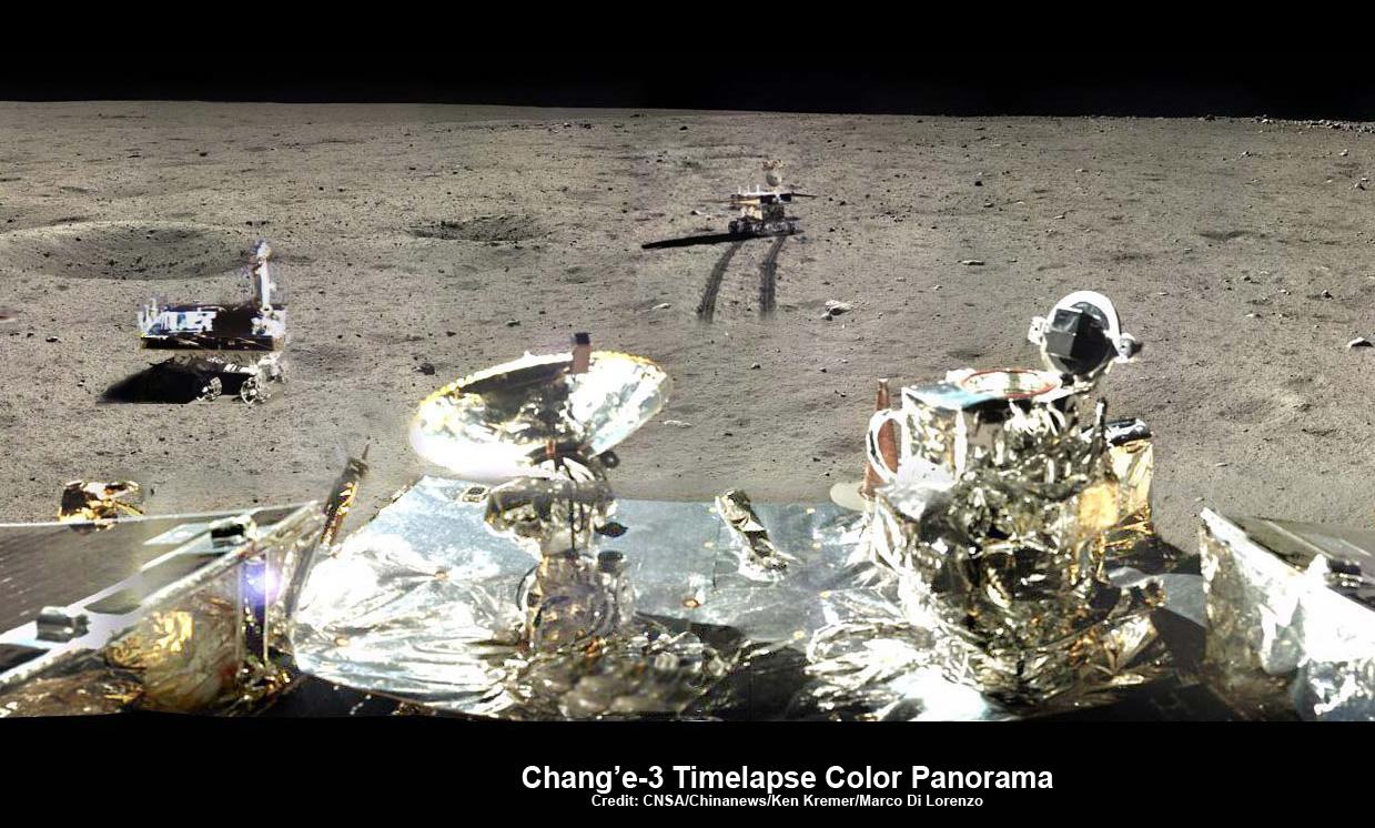 lunar lander site - photo #31