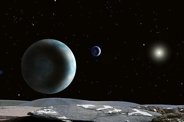 pluto planet temperature - photo #21