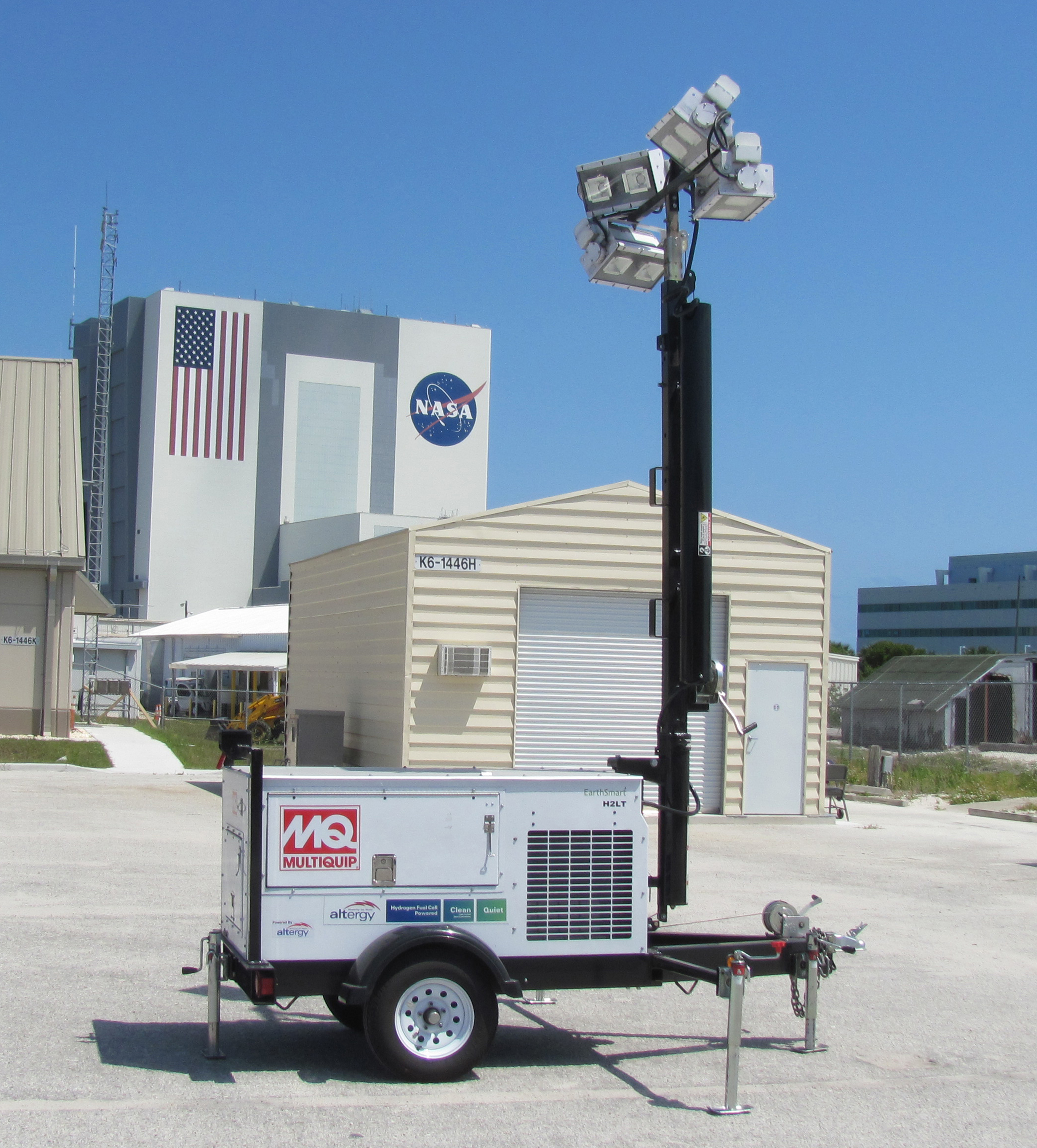Light Tower Partners: Fuel Cell-powered Mobile Lights Tested, Proven, Ready For