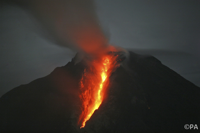how volcanoes erupt The top 10 volcanoes most likely to erupt list which volcanoes are most at risk how to be prepared and survive a volcano eruption volcanoes in your region at risk.