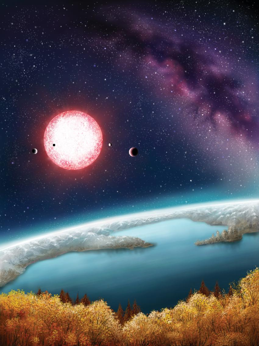 First potentially habitable Earth-sized planet confirmed ...