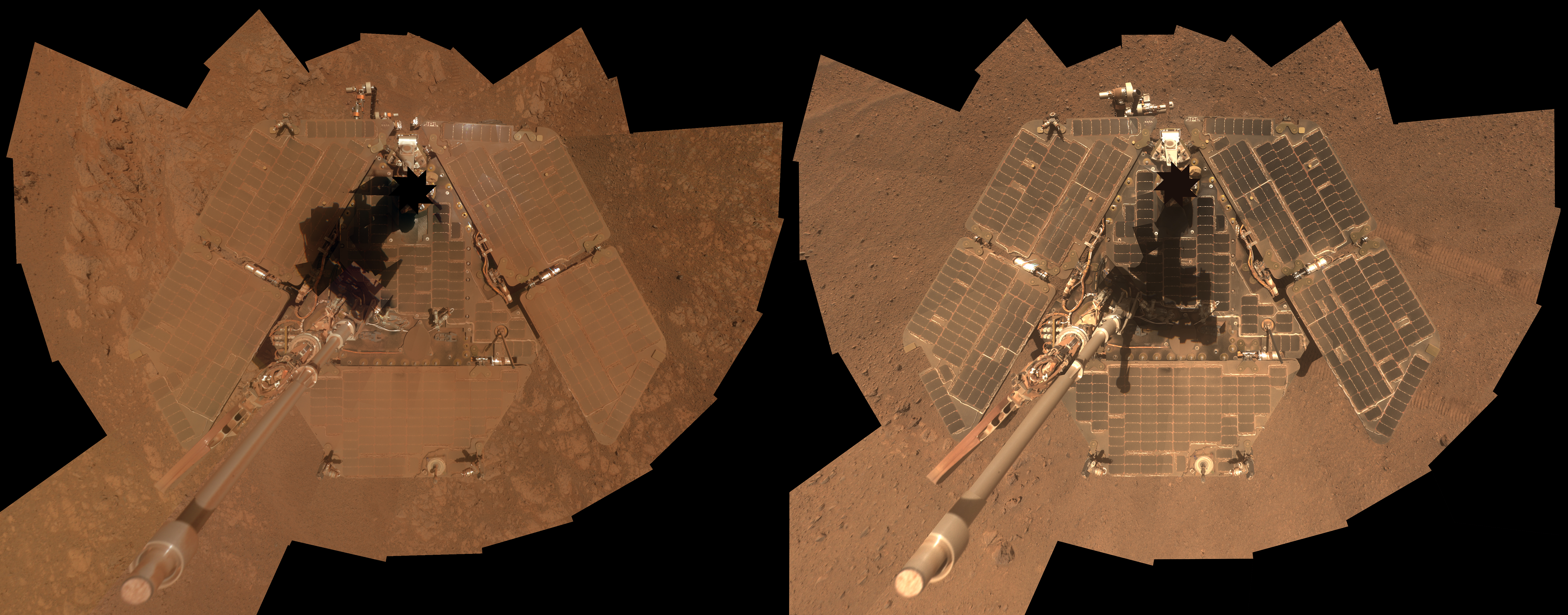 mars rover cleaning event - photo #12