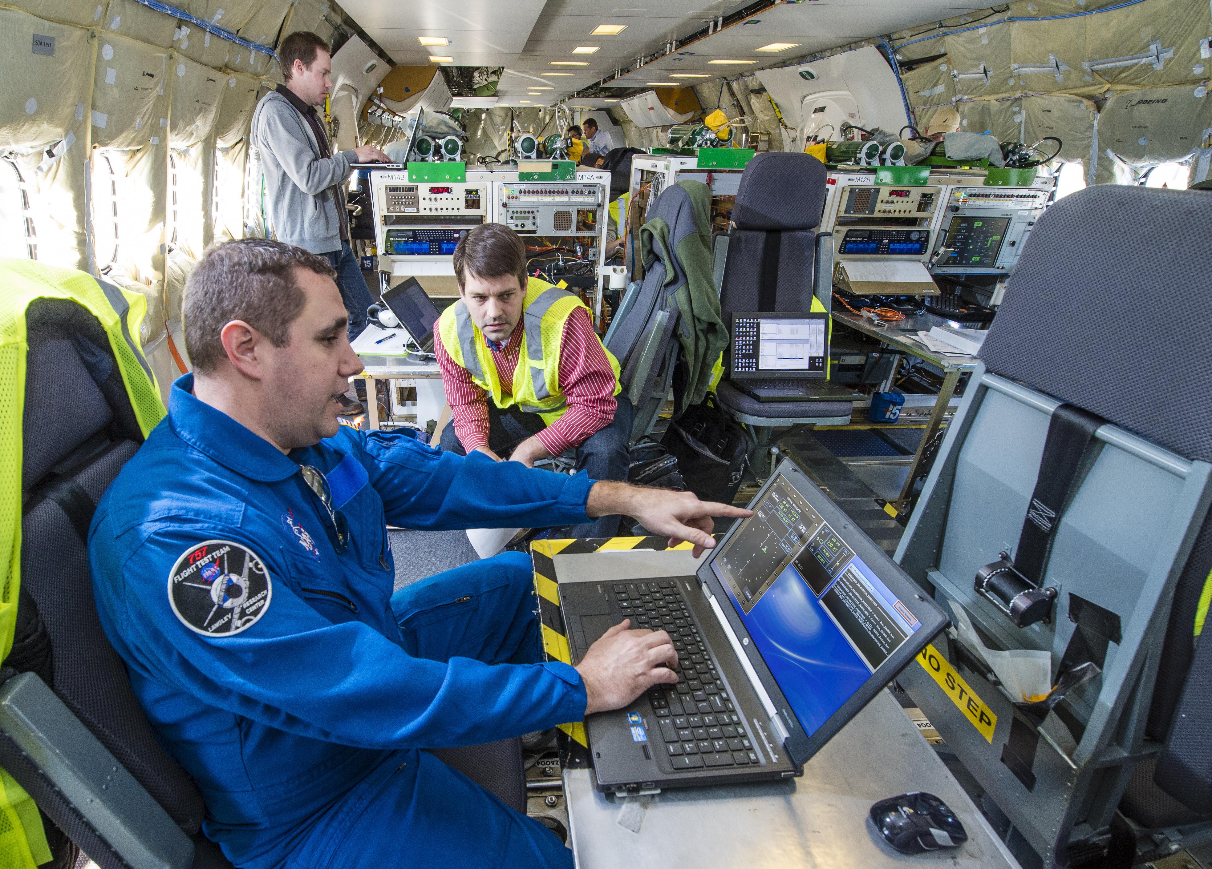 NASA tests software that may help increase flight ...