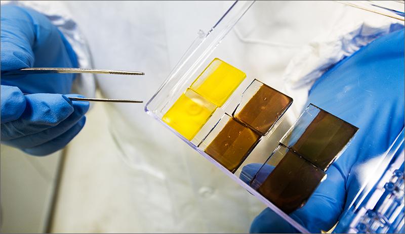 Российские ученые создали уникальный свето-магнитный диск