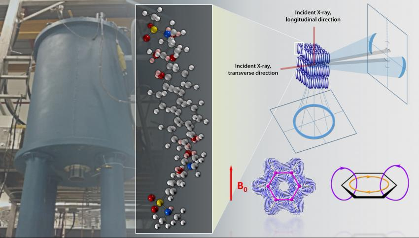 ORNL thermomagnetic processing method provides path to new materials
