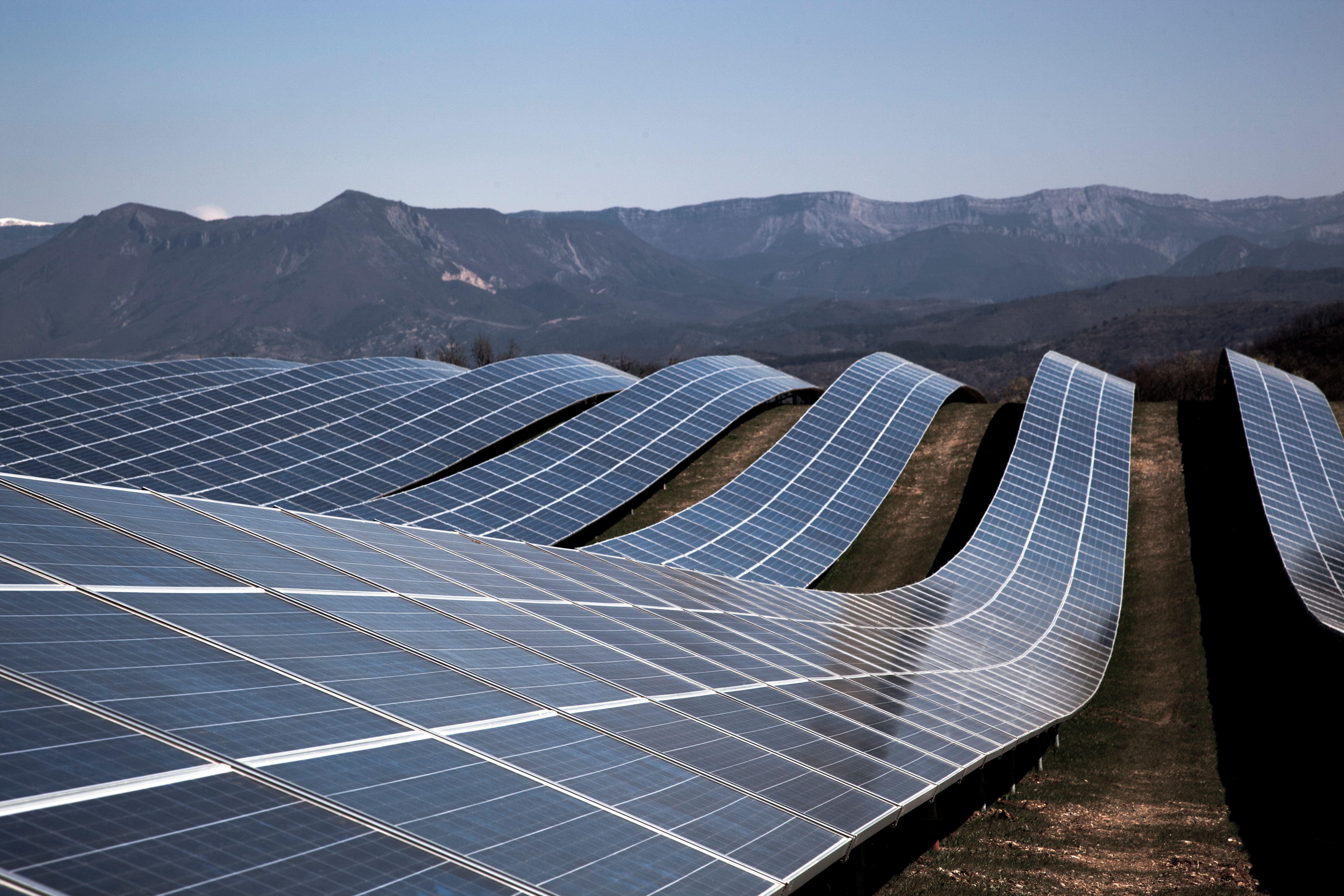 Planning extremely cost-effective solar parks