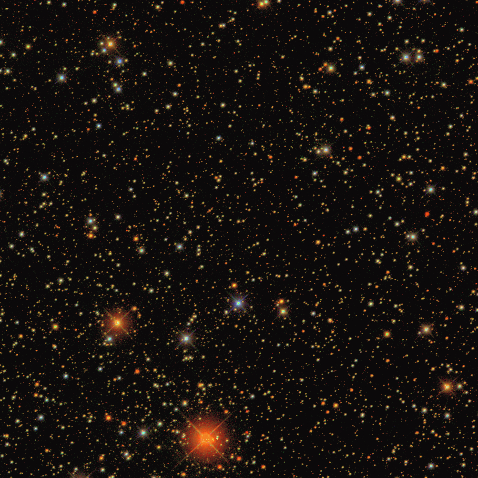 Red dwarf stars tell us how planets form - Sci-Tech news ...