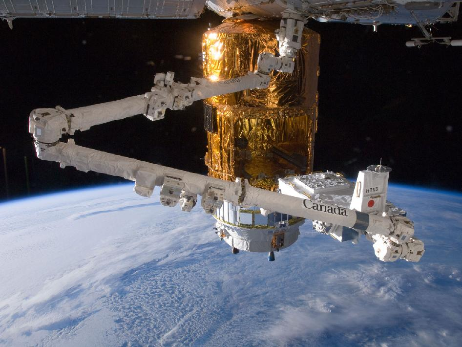 nasa space station robot - photo #29