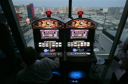 slot machines at ballys las vegas