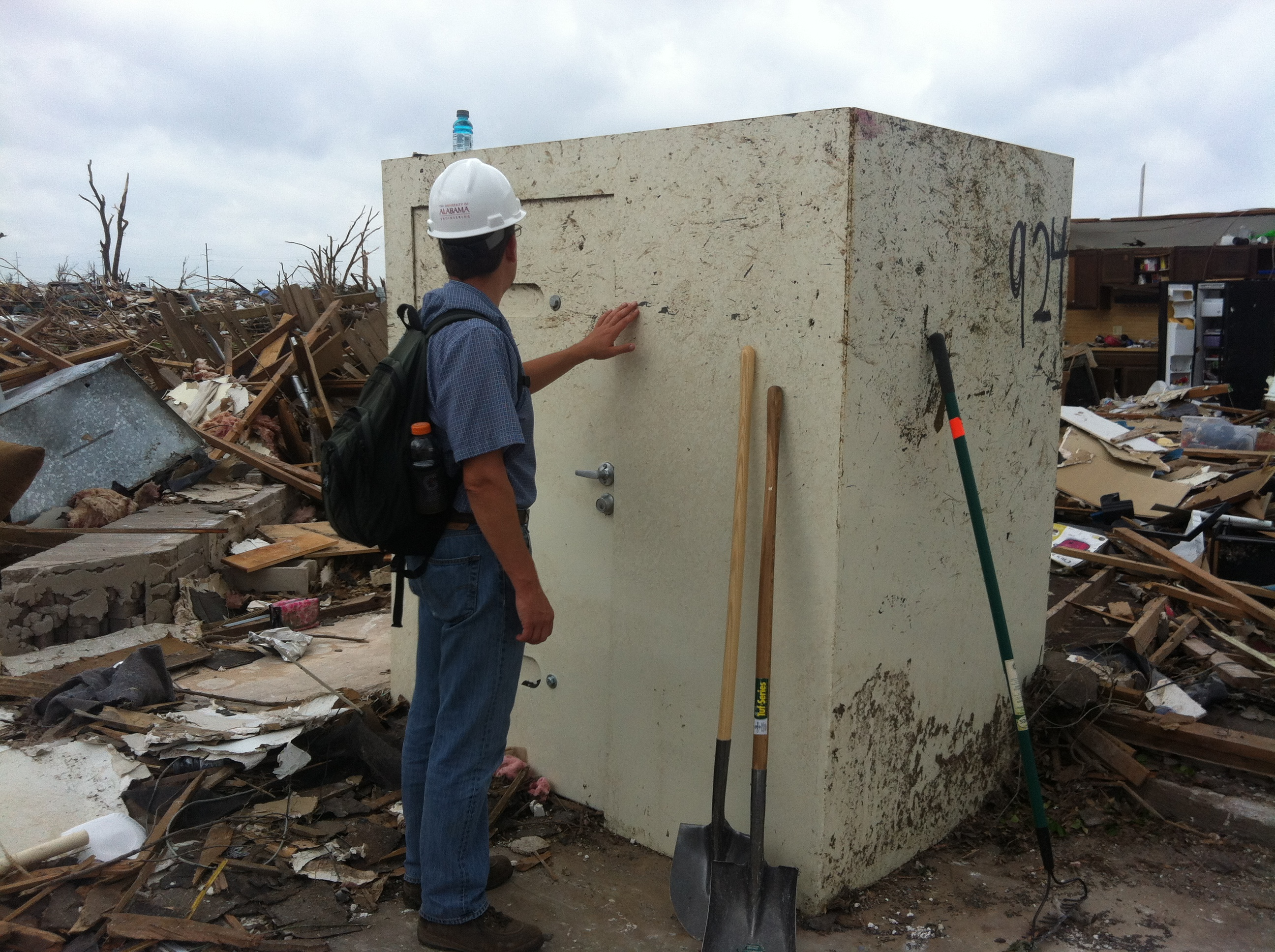 Small Changes Could Save Structures Lives During Tornadoes