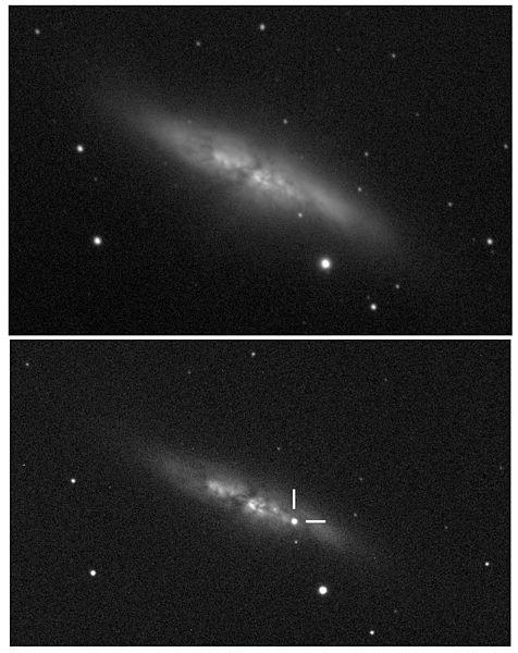 m82 supernova hubble - photo #7