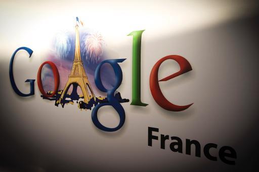 Խուզարկություն Google-ի փարիզյան գրասենյակում