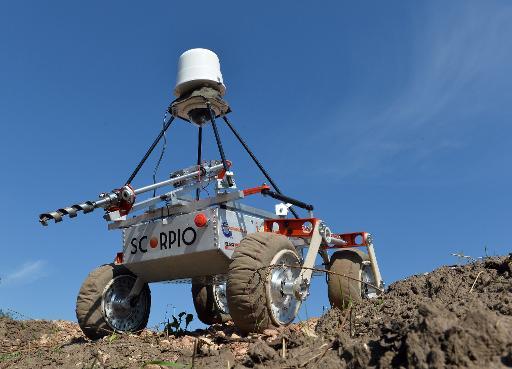 mars rover challenge - photo #39