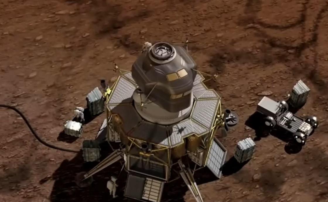 Будет ли Марс встречать гостей
