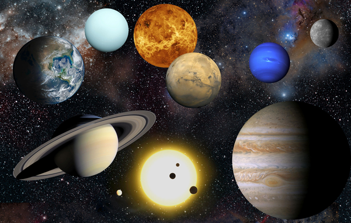 secret planets in our solar system - photo #33