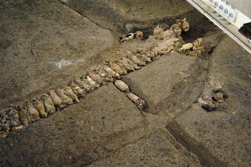 Ancient Roman Farming Tools An ancient commercial farm