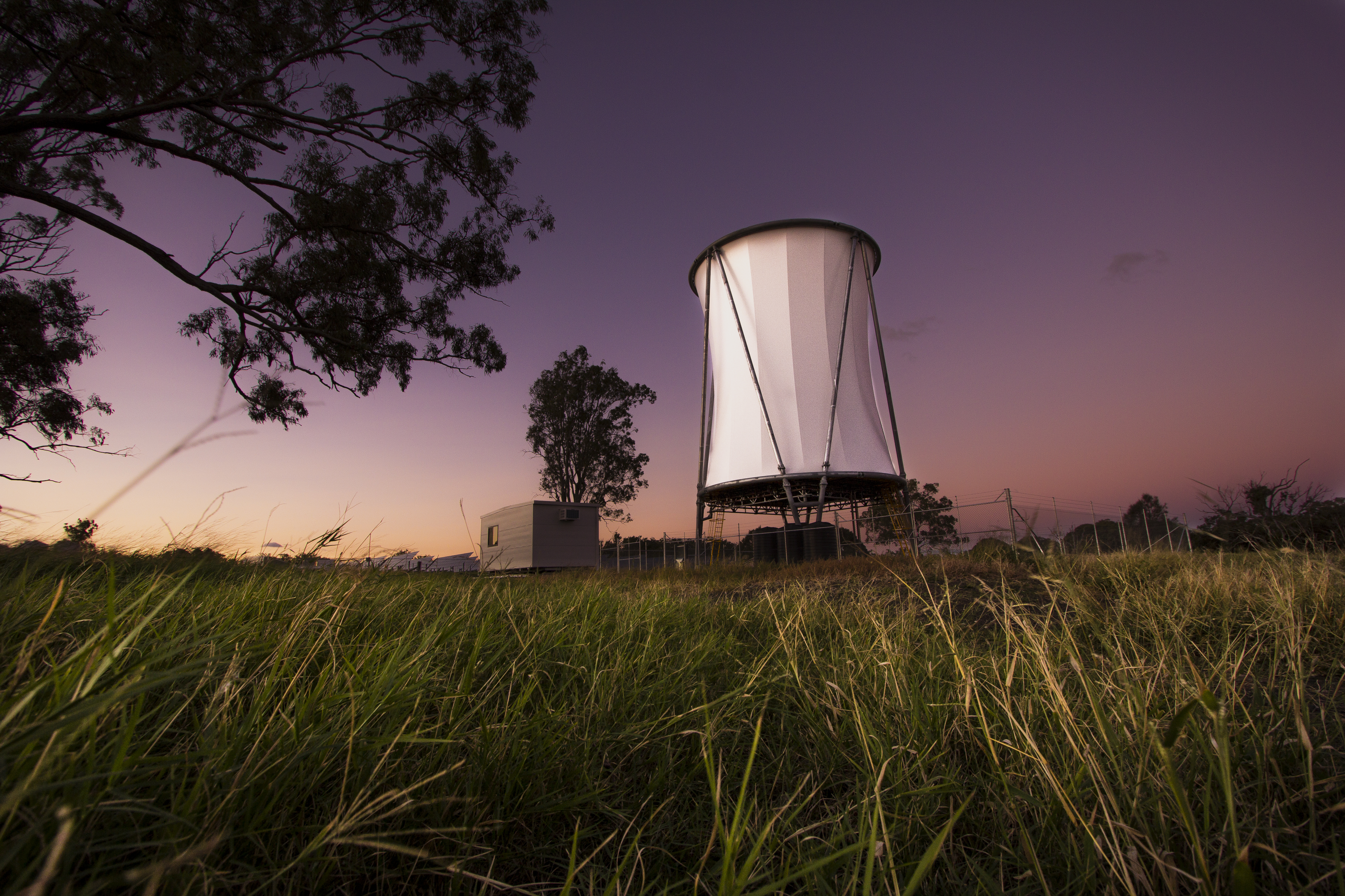 Cooling Tower Could Revolutionise Energy Generation In