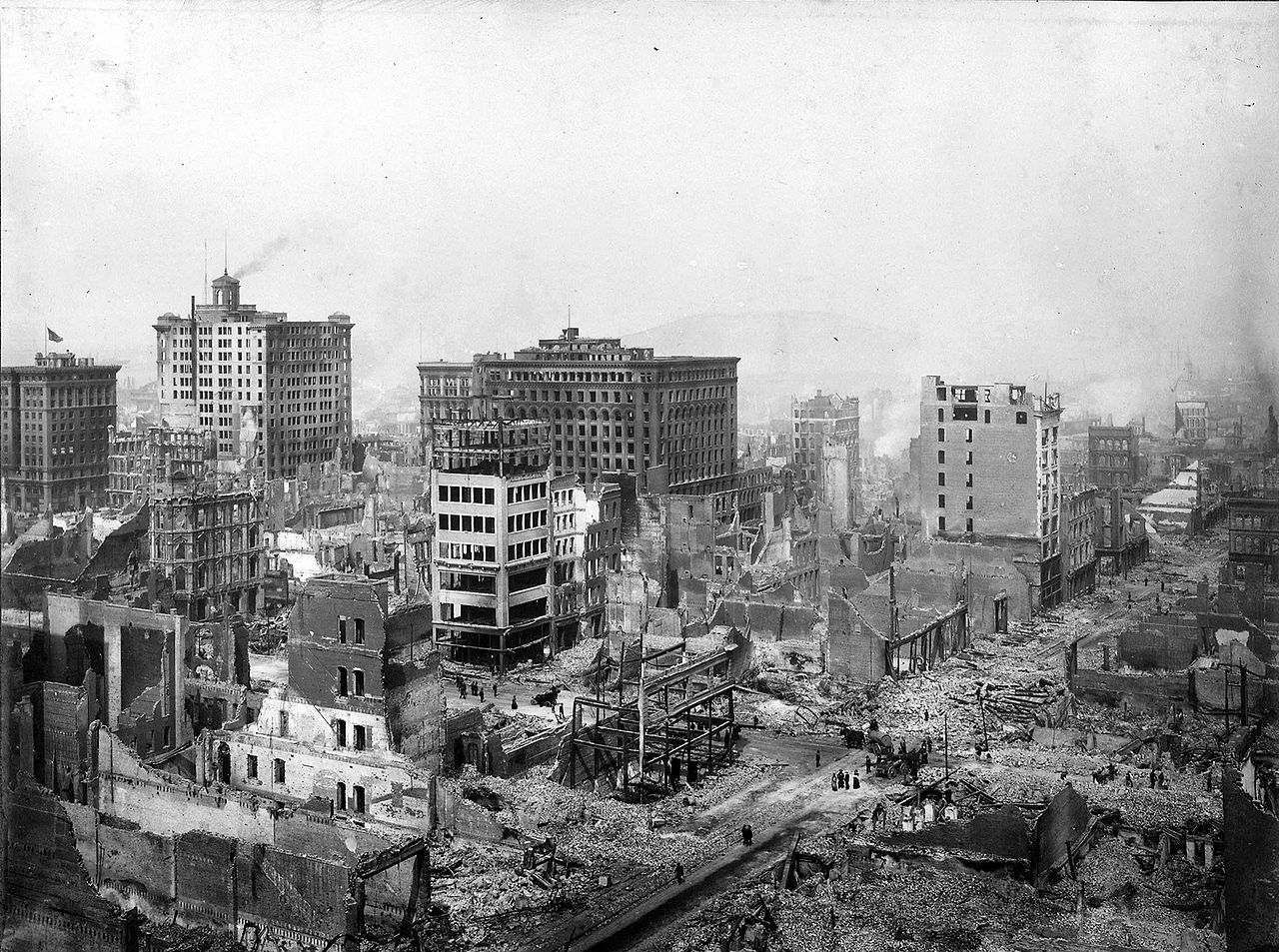 an analysis of earthquake in san francisco Meet the major san francisco players at one of our upcoming events since the 1989 loma prieta earthquake, buildings have gotten stronger and cities around the bay area and the state have adopted .