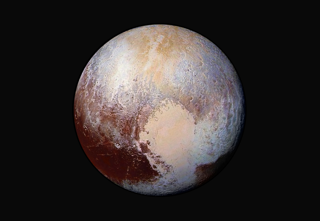 composition of dwarf planets - photo #1