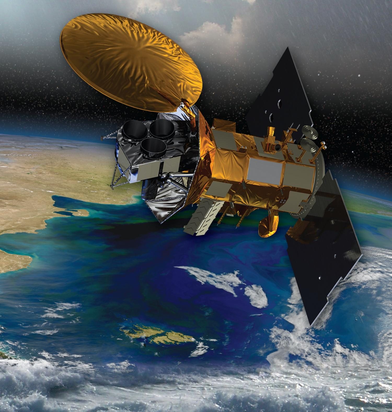 aquarius spacecraft - photo #2