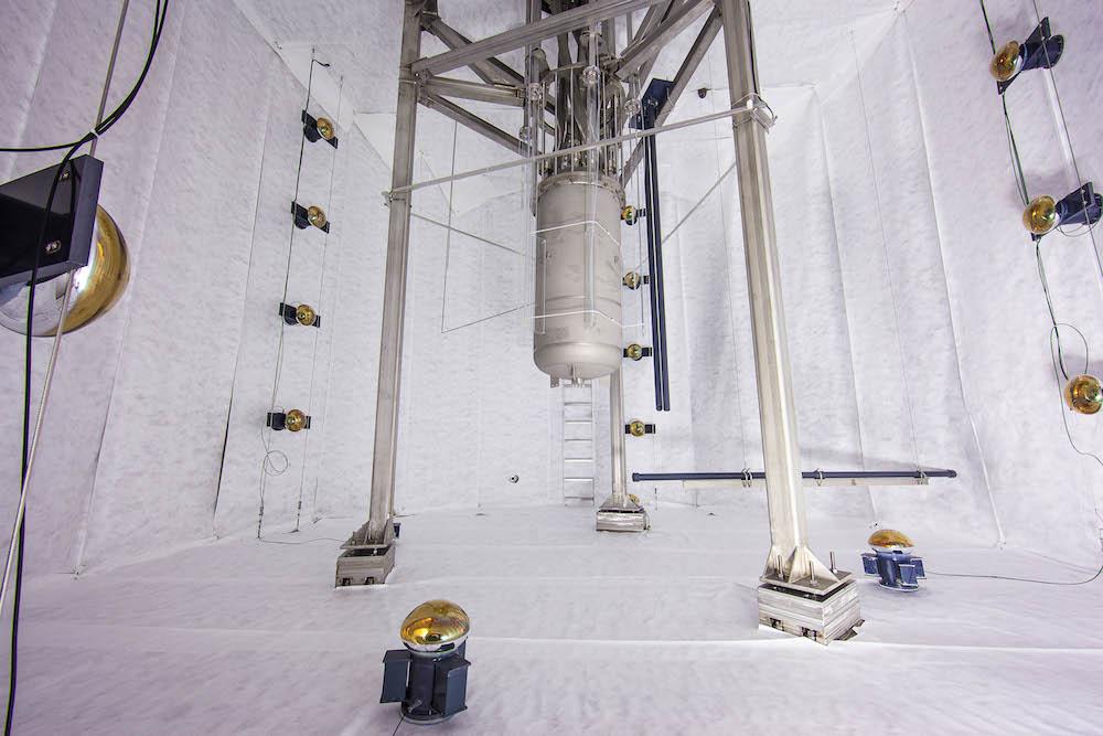 room dark matter detector - photo #2