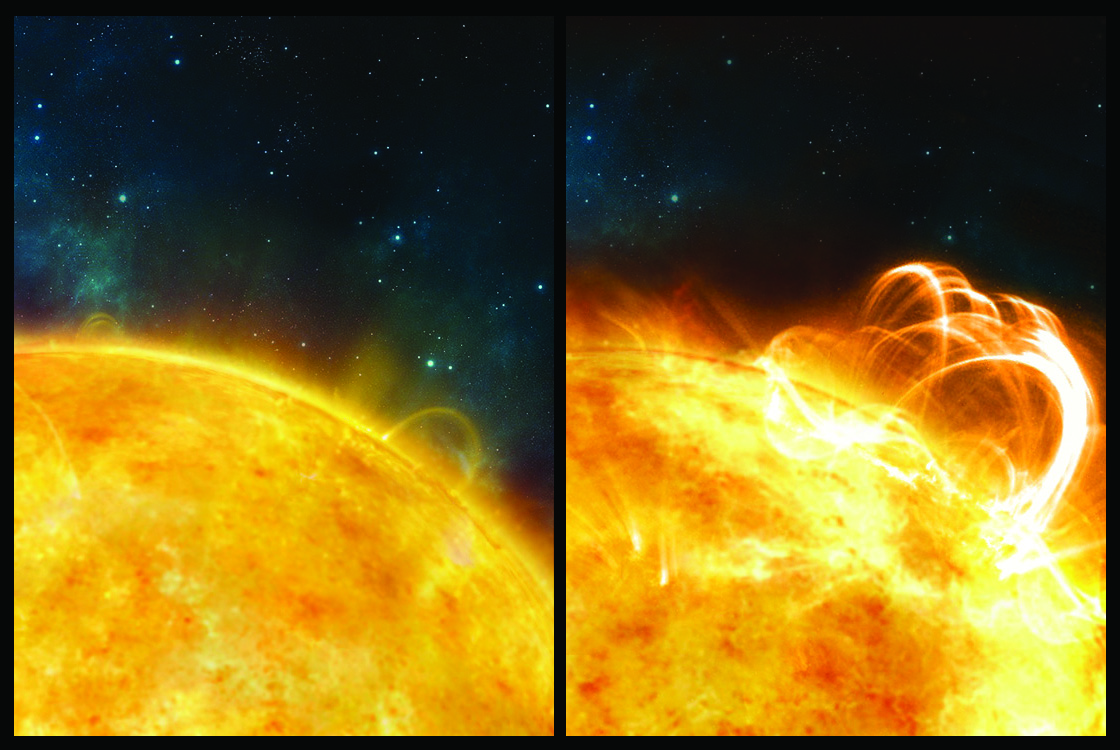 The Sun could release flares 1000x greater than previously ...
