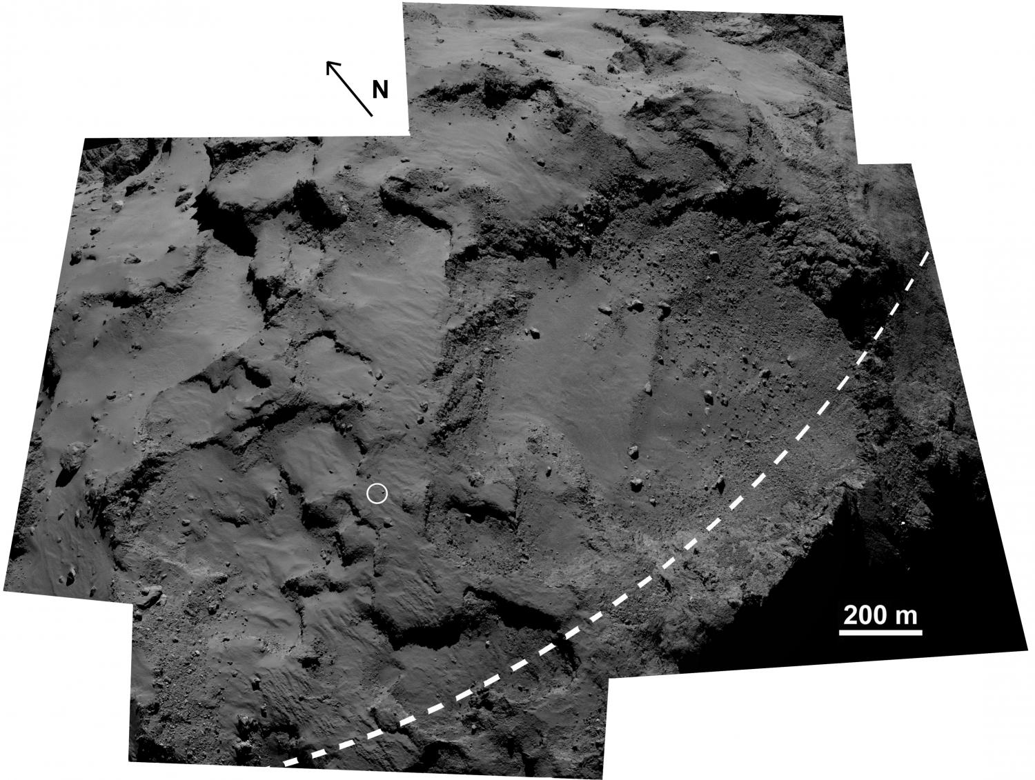Rosetta and Philae—one year since landing on a comet